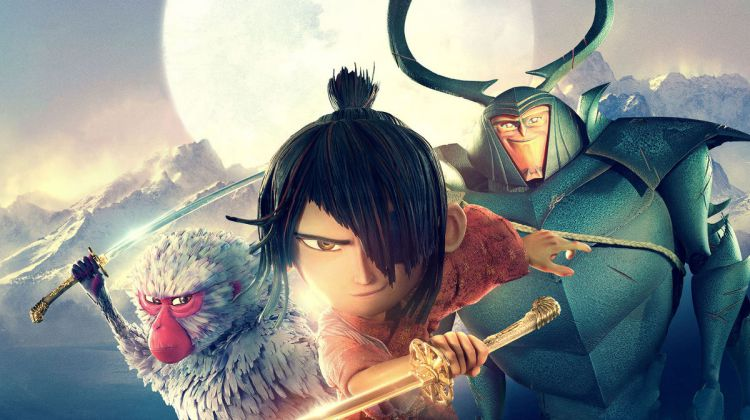 Kubo and Two strings movie