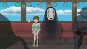 Spirited Away movie